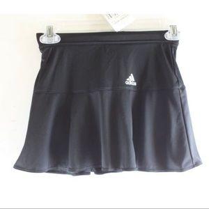 NWT Adidas G Adizero Women's Black Skort Sz XS